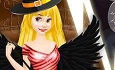 Rapunzel Devil And Angel Dress
