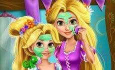 Rapunzel Mommy Real Makeover