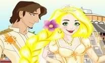 Rapunzel Vestido De Casamento