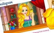 Rapunzel's Instagram Blog