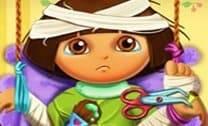 Recuperação de Dora no Hospital
