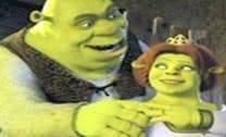 Shrek e fiona puzzle