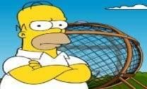 Simpsons Moto Veloz
