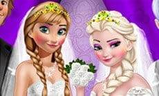 Sisters Wedding Dress