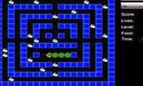 Snake Labirinto
