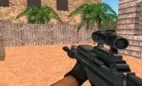 Soldados das Armas 3D