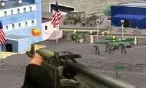 Soldados Inimigos 3D