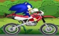 Sonic aventura na moto