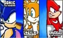 Sonic e Amigos