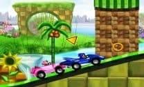 Sonic em Corridas