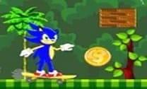 Sonic Skate Runner