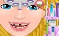 Sorriso de Barbie
