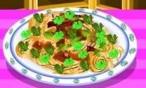 Spaghetti de Lagosta