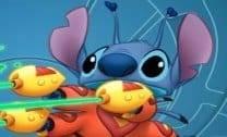 Stitch Laser Blast