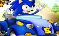Stunt Sonic estrelas