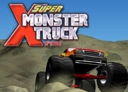 Super Caminhões Monstro Xtreme