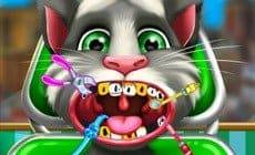 Talking Tom Dentist Appointment