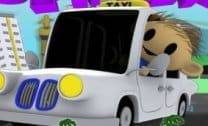 Táxi em 3D