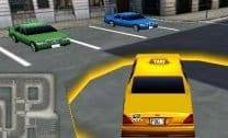 Táxi no Ponto 3D