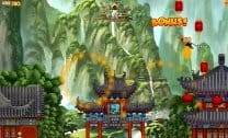 Kung Fu Panda World - Tigress Jump