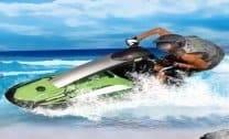 Torneio Na Ilha Dos Jet Skis