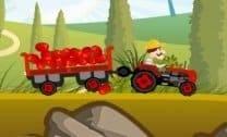 Transportar Verduras