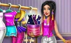 Tris Fashionista Dolly Dress Up