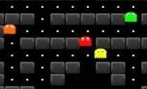 Vermelho Pac Man