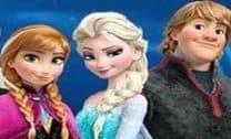 Vestindo As Meninas De Frozen