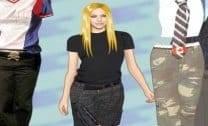 Vestir Avril Lavigne