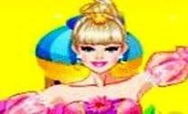 Vestir barbie bailarina
