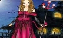 Vestir Diabinha para Halloween