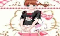 Vestir Fã da Hello Kitty