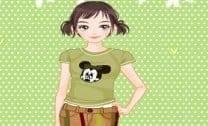 Vestir Mickey