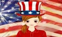 Vestir para Dia Independência Americana