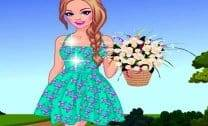 Vestir Pixie Primavera