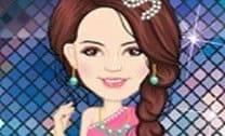 Vestir Selena Gomes para premiação