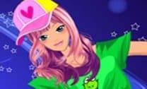 Vestir skate Girl