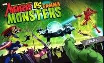 Vingadores Avengers vs Gamma Monsters