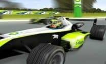 Volante Fórmula 1 3D