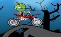 Zumbi Bebê na Moto