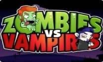Zumbis contra vampiros
