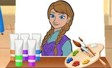 Art Teacher Elsa